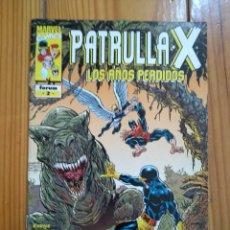 Cómics: PATRULLA X LOS AÑOS PERDIDOS Nº 2 - JOHN BYRNE. Lote 213847767