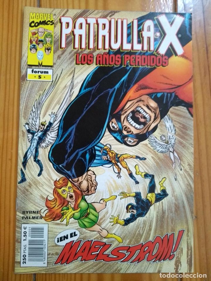 PATRULLA X LOS AÑOS PERDIDOS Nº 5 - JOHN BYRNE (Tebeos y Comics - Forum - Patrulla X)