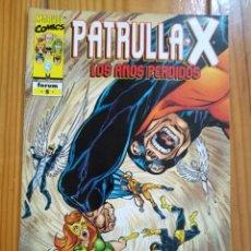 Cómics: PATRULLA X LOS AÑOS PERDIDOS Nº 5 - JOHN BYRNE. Lote 213847802