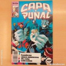 Cómics: CAPA Y PUÑAL. RETAPADO. NUMS 11 AL 15. FORUM. Lote 213850715