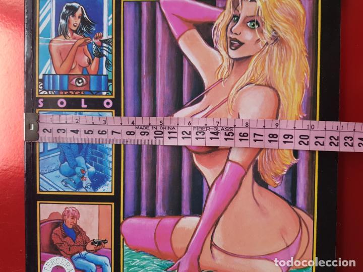 Cómics: COMIC-MARIA LANUIT-NOCTURNO-PONS-1990-VER FOTOS - Foto 6 - 213850987