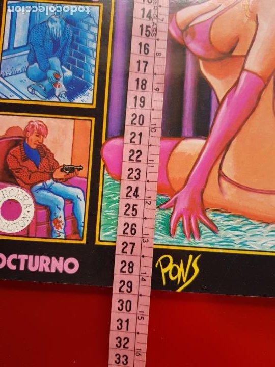 Cómics: COMIC-MARIA LANUIT-NOCTURNO-PONS-1990-VER FOTOS - Foto 7 - 213850987