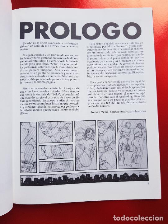 Cómics: COMIC-MARIA LANUIT-NOCTURNO-PONS-1990-VER FOTOS - Foto 3 - 213850987