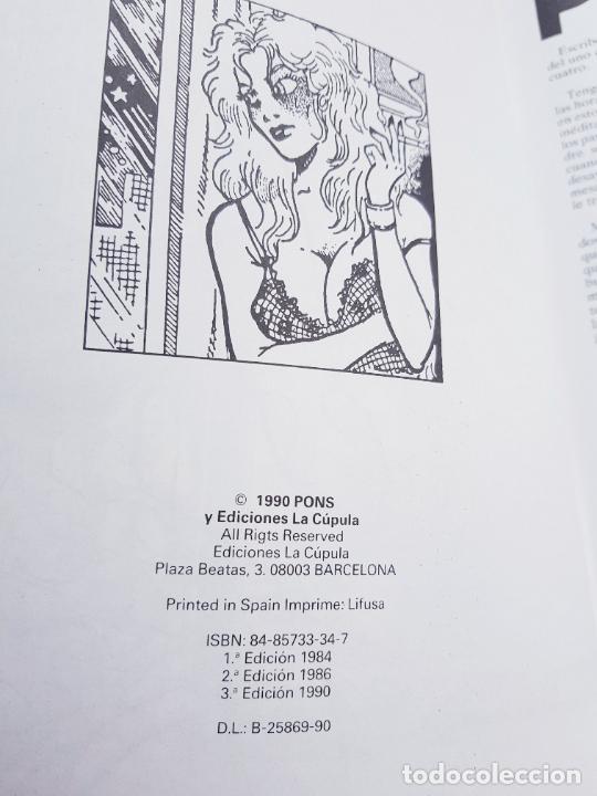 Cómics: COMIC-MARIA LANUIT-NOCTURNO-PONS-1990-VER FOTOS - Foto 11 - 213850987