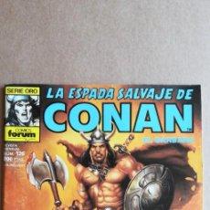 Comics: LA ESPADA SALVAJE DE CONAN N° 126. Lote 213857791
