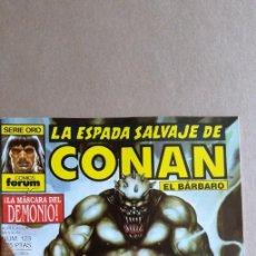 Comics: LA ESPADA SALVAJE DE CONAN N° 123. Lote 213857906