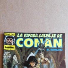 Cómics: LA ESPADA SALVAJE DE CONAN N° 110. Lote 213857951