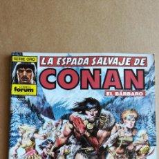 Cómics: LA ESPADA SALVAJE DE CONAN N° 116. Lote 213857997
