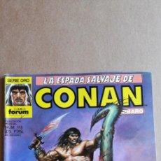Cómics: LA ESPADA SALVAJE DE CONAN N° 115. Lote 213858021