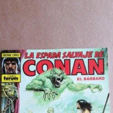 Cómics: LA ESPADA SALVAJE DE CONAN N° 113. Lote 213858190