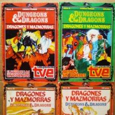 Cómics: LOTE DRAGONES Y MAZMORRAS/DUNGEONS & DRAGONS (FORUM, 1986). NÚMEROS 2-4-12-14-16-18.. Lote 207734360