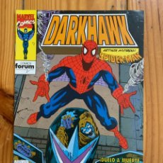 Cómics: DARKHAWK Nº 2 - SPIDERMAN. Lote 213893423