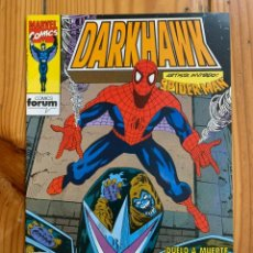 Cómics: DARKHAWK Nº 2 - SPIDERMAN - EXCELENTE ESTADO. Lote 213893513