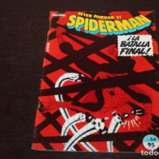 Cómics: PETER PARKER ES SPIDERMAN LA BATALLA FINAL NUMERO 54. Lote 213895181