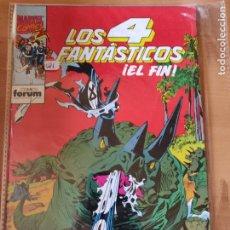Cómics: LOS 4 FANTÁSTICOS 104. Lote 213941018