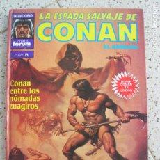 Cómics: COMIC DE CONAN. Lote 213943637