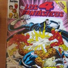 Cómics: LOS 4 FANTÁSTICOS 98. Lote 213943948
