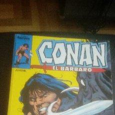 Cómics: CONAN EL BÁRBARO. RETAPADO. Nº 126 AL 130.. Lote 213958497
