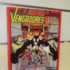 Comics: LOS VENGADORES LA BOVEDA TRAMPA MORTAL - NOVELA GRAFICA Nº 10 FORUM. Lote 213963146