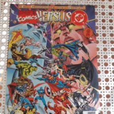 Cómics: MARVEL VERSUS DC. ¡EL COMBATE DEL SIGLO! NUM 2. EXCELENTE ESTADO. Lote 213973285