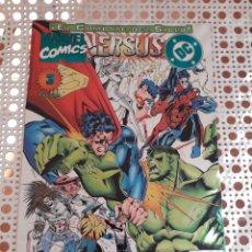 Cómics: MARVEL VERSUS DC. ¡EL COMBATE DEL SIGLO! NUM 3. EXCELENTE ESTADO. Lote 213973428