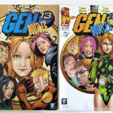 Cómics: GEN 13 BOOTLEG # 5-6 (TERRY MOORE & TOM COKER) ~ IMAGE / WORLD COMICS / FORUM. Lote 213976405