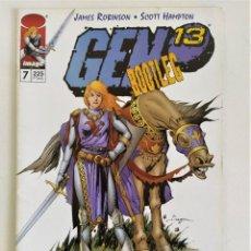 Cómics: GEN 13 BOOTLEG # 7 (JAMES ROBINSON & SCOTT HAMPTON) ~ IMAGE / WORLD COMICS / FORUM. Lote 213976525