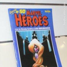 Cómics: ESPECIAL Nº 50 MARVEL HEROES - FORUM. Lote 213977197