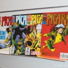 Cómics: PICARA COMPLETA 4 NUMEROS X-MEN - FORUM. Lote 213978450
