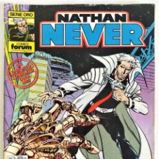Cómics: NATHAN NEVER Nº 1 - AGENTE ESPECIAL ALFA (CLAUDIO CASTELLINI) ~ BONELLI / FORUM (1992). Lote 213978921