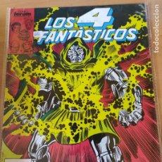 Fumetti: LOS 4 FANTÁSTICOS 95. Lote 214008167