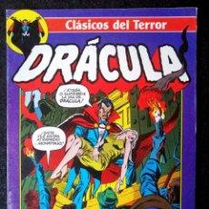 Cómics: DRACULA - CLASICOS DEL TERROR Nº 4 FORUM ''BUEN ESTADO''. Lote 214033103