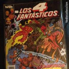 Cómics: LOS 4 FANTÁSTICOS 84. Lote 214033487