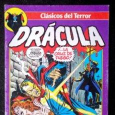 Cómics: DRACULA - CLASICOS DEL TERROR Nº 8 - FORUM. Lote 214033502