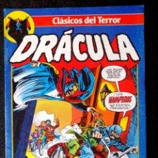 Cómics: DRACULA - CLASICOS DEL TERROR Nº 10 - FORUM. Lote 214033681
