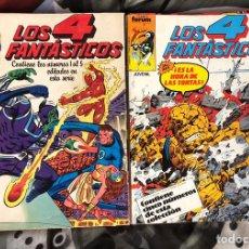 Cómics: LOGE COMIC FORUM: LOS 4 FANTÁSTICOS, DAREDEVIL, SPIDERMAN. Lote 214037781