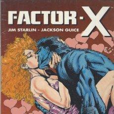 Cómics: FACTOR X - PRISIONERO DEL AMOR - TOMO - TOTALMENTE NUEVO A ESTRENAR. Lote 214069712
