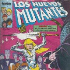 Comics : NUEVOS MUTANTES - RETAPADO - NºS 36 AL 40 - NUEVO A ESTRENAR. Lote 214069738