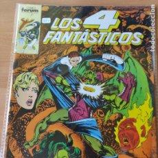 Cómics: LOS 4 FANTÁSTICOS 63. Lote 214081408