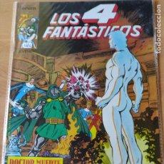 Fumetti: LOS 4 FANTÁSTICOS 60. Lote 214081508
