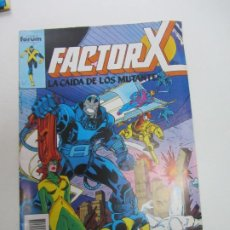 Cómics: FACTOR-X. VOL 1. Nº 23 . FORUM MUCHOS MAS A LA VENTA MIRA FALTAS CX64. Lote 214102701