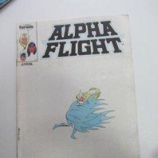 Fumetti: ALPHA FLIGHT Nº 5 FORUM MUCHOS MAS A LA VENTA, MIRA TUS FALTAS CX64. Lote 214103938