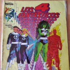 Cómics: LOS 4 FANTÁSTICOS 56. Lote 214104570