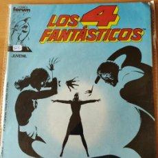 Cómics: LOS 4 FANTÁSTICOS 52. Lote 214106517
