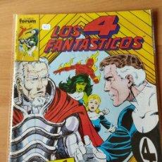 Fumetti: LOS 4 FANTÁSTICOS 49. Lote 214108136