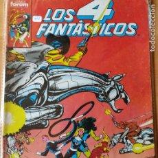 Cómics: LOS 4 FANTÁSTICOS 47. Lote 214108221