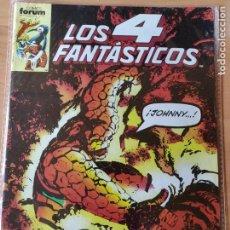 Fumetti: LOS 4 FANTÁSTICOS 41. Lote 214109121