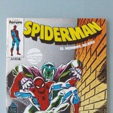 Cómics: SPIDERMAN VOL.1 Nº 10 - FORUM - MUY BUEN ESTADO. Lote 214110247
