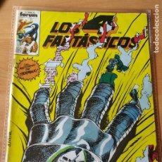 Cómics: LOS 4 FANTÁSTICOS 38. Lote 214110747