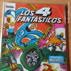 Cómics: LOS 4 FANTÁSTICOS 28. Lote 214112582